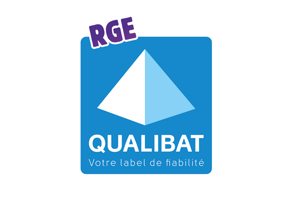 Logo certification RGE Qualibat