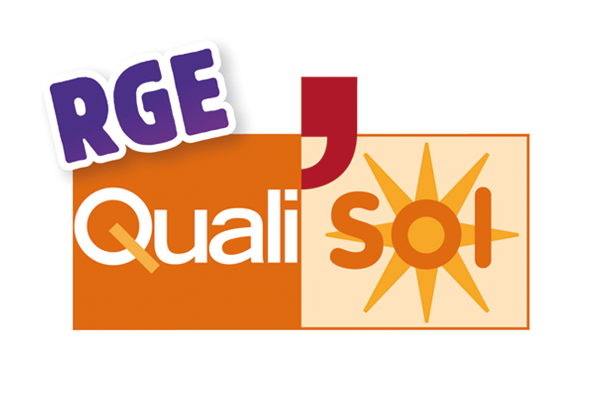 Logo certification RGE Qualisol
