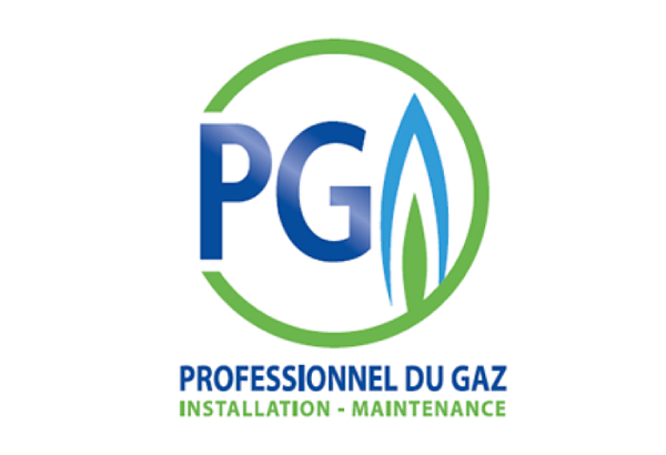 logo certification professionnels du gaz en installation et maintenance